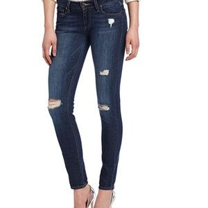 Paige verdugo ultra skinny deck jeans